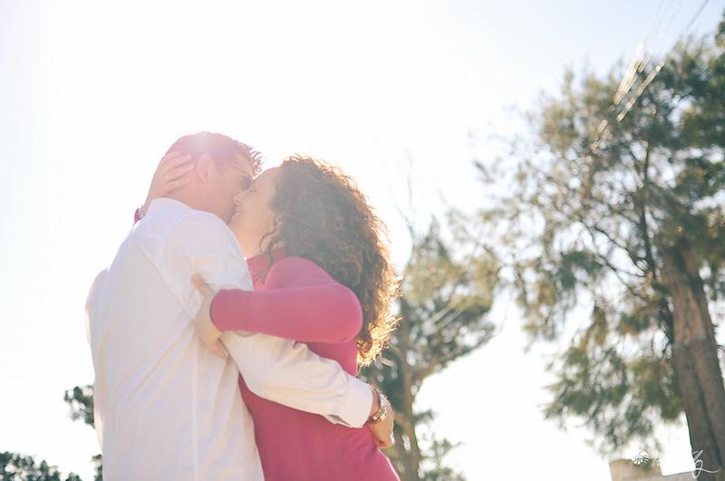 Alfredo y María: cuando el Amor lo inunda todo