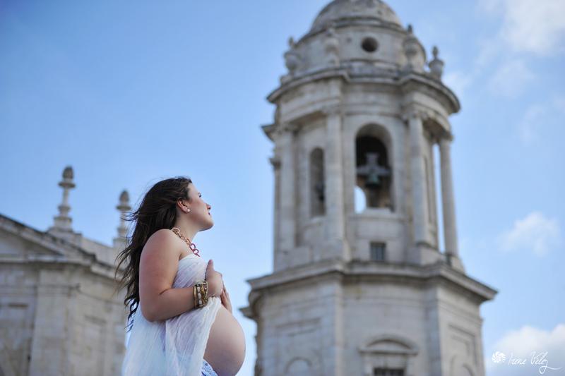 Hotel-Catedral-Boudoir-embarazo-Cadiz