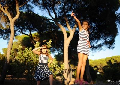 Aventuras de Verano: Julia y Abril