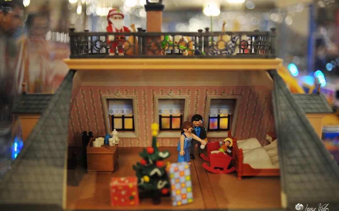 Navidad con niños: La Aventura Playmobil
