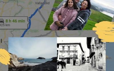 VIAJES EN FAMILIA: Cantabria Infinita (1ª parte)