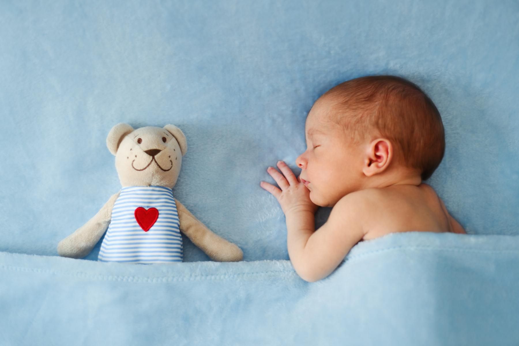 Newborn Miguel